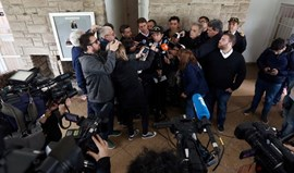 Marinha argentina analisa prováveis sinais emitidos por submarino desaparecido