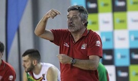Seleção no Chipre ataca Euro'2021