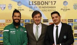 Bruno de Carvalho: «Só ao alcance dos melhores»