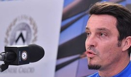 Massimo Oddo é o novo treinador da Udinese