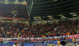 Benfica absolvido pela UEFA