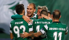 Sporting-Olympiacos, 3-1