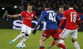 Os jogadores do Benfica um a um: Sem cálculo possível