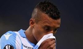 Grupo K: Nani saiu lesionado no empate da Lazio