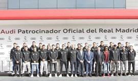 O preço e a potência dos Audi de Cristiano Ronaldo e companhia