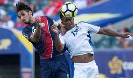 Bryan em foco na CONCACAF