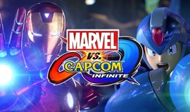 Marvel vs Capcom Infinite à borla