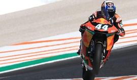 Miguel Oliveira... nas quatro rodas