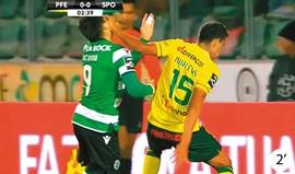 Os casos do P. Ferreira-Sporting