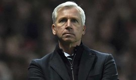 Alan Pardew é o novo treinador do West Bromwich