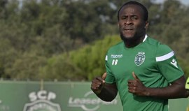 Doumbia mais longe do regresso