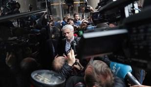 Mourinho já chegou ao tribunal