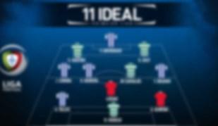 Para a 'Marca', este é o melhor onze da Liga NOS