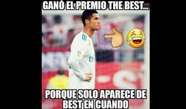 Ronaldo é que paga as favas no desaire do Real Madrid