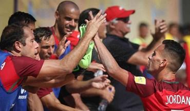 Taça Intercontinental: Portugal bate Rússia e está na final