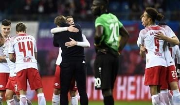 Leipzig triunfa na ressaca da derrota no Dragão