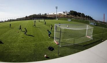 Portugal entra a perder no Torneio Internacional de Inglaterra de sub-17