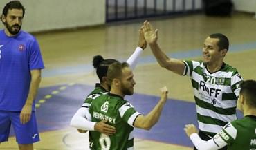 Sporting segue imparável após triunfo frente ao Belenenses