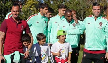 David, Gabriel e Pedro 'reforçam' Seleção Nacional