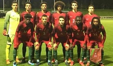 Torneio Internacional de Inglaterra: Portugal derrota Alemanha