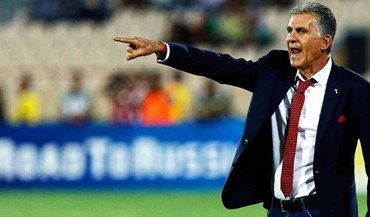 Irão vence particular com a Venezuela (1-0)