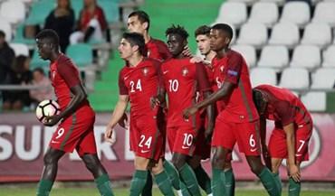 Portugal derrota Espanha em jogo de preparação