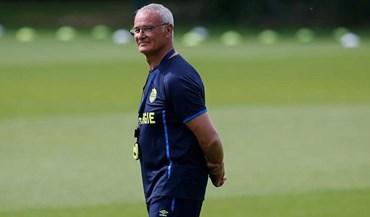 Claudio Ranieri não pensa na seleção italiana