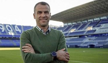 Duda regressa ao Málaga como treinador das camadas jovens