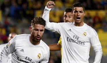 Zidane: «Cristiano Ronaldo e Sergio Ramos? Está tudo sanado»