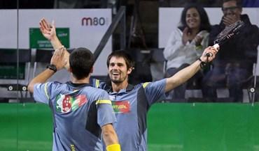 Portugal está pela primeira vez na final masculina do Europeu