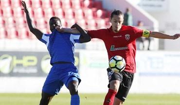Penafiel - Gil Vicente, 0-0: Poucas oportunidades justificam nulo