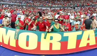 Pedro Dionísio: «Seleção precisa ter uma claque organizada»
