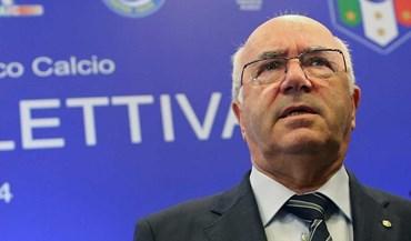 Presidente da federação italiana demite-se
