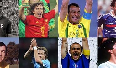 Mundial'2018: A sorte vai passar pelas mãos deles