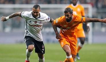 Besiktas-FC Porto, 1-1
