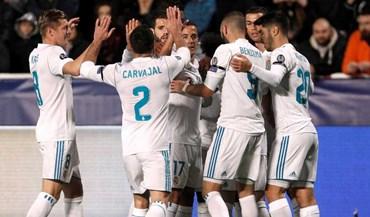 Grupo H: Apoel-Real Madrid, em direto
