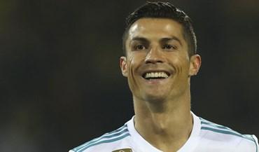 Cristiano Ronaldo é o único português a votos na equipa do ano da UEFA