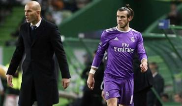 Zidane: «Bale é um jogador muito importante para nós»