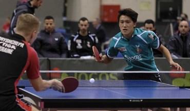 Diogo Chen eliminado no Open de Espanha