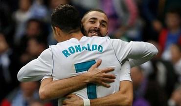 Real Madrid regressa às vitórias com golo de Ronaldo