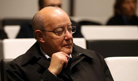 Pinto da Costa e greve dos árbitros: «Não sou eu que tenho de tratar disso»