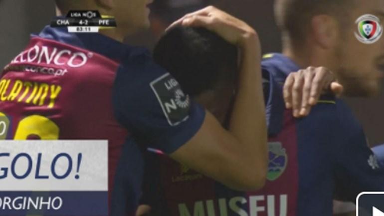 Jorginho tranquiliza adeptos do Chaves