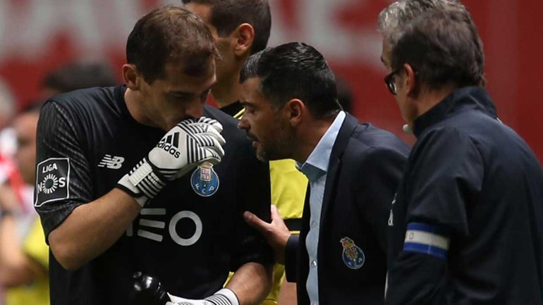 Sérgio Ramos sobre Casillas:
