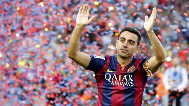 Xavi anuncia aposentadoria do futebol para o fim da temporada