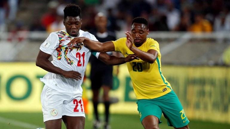 Eliminatórias africanas: Melhores momentos de África do Sul 0 x 2 Senegal