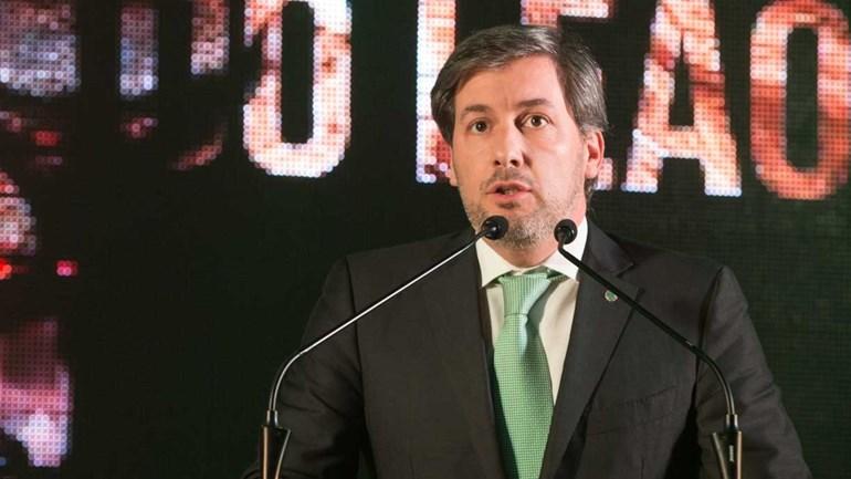 Bruno de Carvalho: Luís Filipe Vieira é