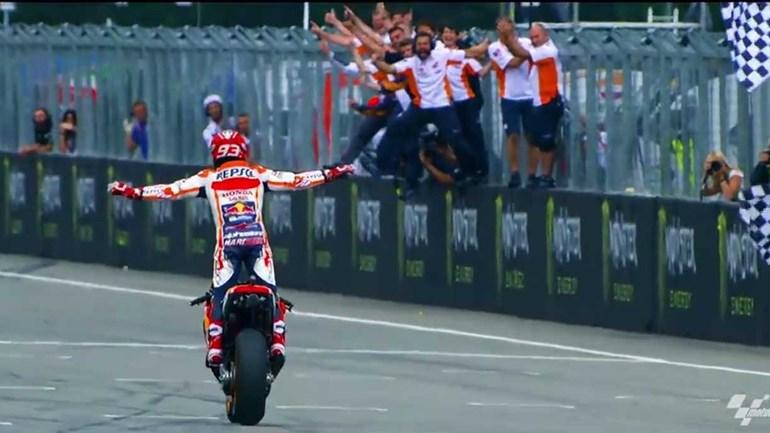 MotoGP: Os melhores momentos de uma época emocionante
