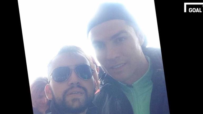 Conheça um dos mais fanáticos fãs de Cristiano Ronaldo