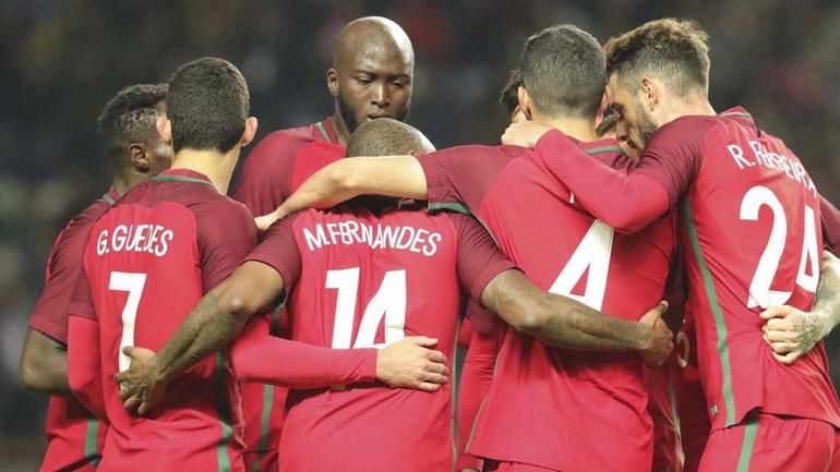 Jogos solidários da Seleção angariam 707 mil euros