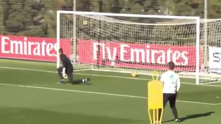 Sergio Ramos 'mostra-se pronto' a ocupar lugar de Ronaldo